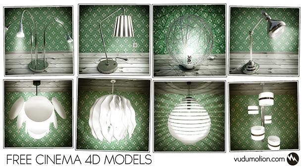 vudumotion - Dušan Vukčevič - 3D Artist   Freebies section